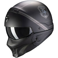Casque moto SCORPION EXO-COMBAT EVO UNBORN NEW 2020