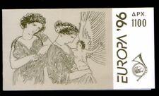 GREECE Europa 1996 MNH booklet