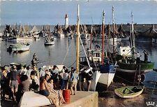 BR12117 Ile D oleron Le port de cotiniere ship bateaux   real photo  france