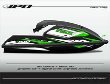 IPD GH Design Graphic Kit for Kawasaki 650SX
