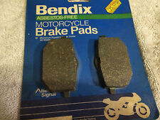 YAMAHA RT180 TT600 86/90 XT600 MG 750 DISC BRAKE PADS BENDIX MA96