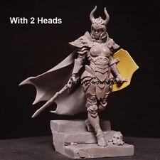 NEW Unpainted 1:24 Figure Model Death Knight Avenger Garage Kit Resin Model Kit