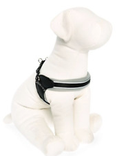 NEW - Top Paw - Padded Dog Harness Grey Reflective - X-LARGE