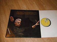 TSCHAIKOVSKY KARAJAN ROMEO & JULIET GERMAN PRESS GRAMMOPHON N/M