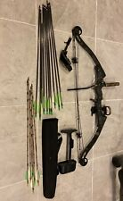 "Browning Micro Midas 1 Right Handed YOUTH Compound Bow 22.5"" DRAW"