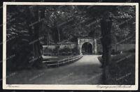 AK:Husum-Hüsem- Schleswig-Holstein-um 1900-eingang zum Stadtpark