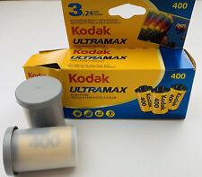 2 Rolls Kodak GC 400 ISO 135-24 Exposure UltraMax Color Print 35mm Film 06/2013