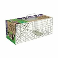 New Squirrel Cage Trap Defender Live Catch Humane Animal No Poison Pest Control