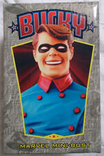 Marvel Comics Bowen Captain America Bucky (Winter Soldier) mini bust/statue box
