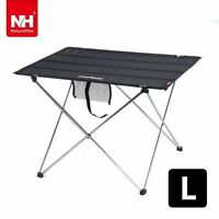 Large Folding Table Portable Lightweight Aluminium Camping Festival Picnic Table