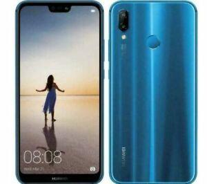 Huawei P20 lite - 64GB - Klein Blue (Unlocked) Smartphone
