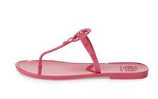 NWB Tory Burch Colori Jelly Thong Sandals Flip Flop Fiesta SIZE 7