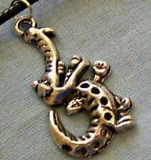 DANCING...GATOR   ~  NECKLACE -- (GREAT_CHRISTMAS_GIFT)