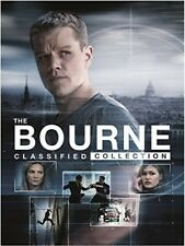 The Bourne Classified Collection [New DVD] Boxed Set, Digibook Packaging