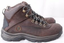 Timberland 12668 2922 White Ledge Mid Waterproof Hiking Trail Boots Womens US 9M