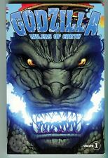Godzilla Rulers of Earth Comic Book Volume 1 Chris Mowry 2013 Paperback w/ Scans