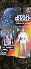 Star Wars Black Series The Power Of The Force Luke Skywalker 50th Anniversary
