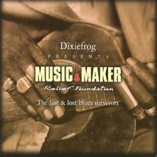 Music Maker - The Lost And Last Blues Survivors [CD]