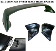 FOR 2012-2015 HONDA CIVIC TYPE-R Style Rear Trunk Spoiler Wing (ABS Plastic)