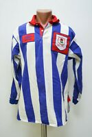 ENGLAND NATIONAL TEAM 1990`S RUGBY UNION SHIRT JERSEY UMBRO SIZE L ADULT