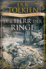 Der Herr der Ringe von J. R. R. Tolkien (2016, Gebundene Ausgabe)