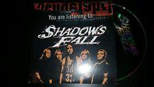 Shadows Fall promo cd