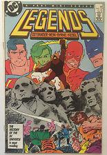 DC Comics Legends # 3 1st appearance Modern Suicide Squad VF/VF+