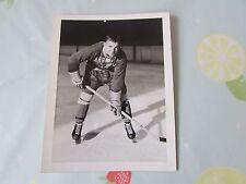 Original Mike DASKI Harringay Racers 1950's Ice Hockey Photo