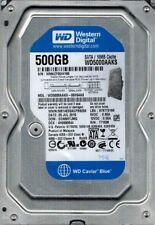 Western Digital WD5000AAKS-00H94A0 500GB DCM: EGNNHTJMG