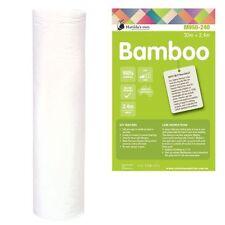 Matilda's Own 100% Bamboo Quilt Batting 2.4metres per metre