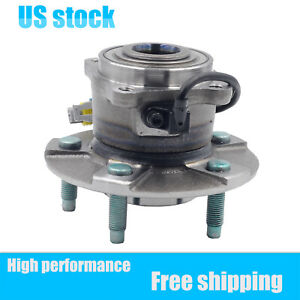 Wheel Hub&Bearing Assembly Rear For Chevy Equinox Saturn Vue 06 Pontiac