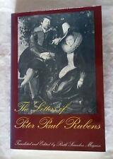 THE LETTERS OF PETER PAUL RUBENS (Northwestern University Press, 1991) 1st