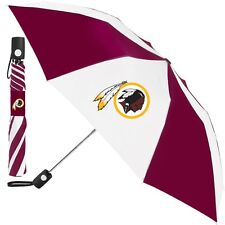 "Washington Redskins 42"" Compact Auto Folding Umbrella"