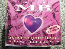 Maggie Reilly / MR – Listen to your Heart – The Mixes – Maxi CD