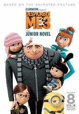 Despicable Me 3: The Junior Novel by Sadie Chesterfield (2017 Trade Paperback)