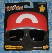 New Pokemon Shades Ash Ketchum Hat from X & Y by Sun Staches