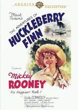 THE ADVENTURES OF HUCKLEBERRY FINN (1939 Mickey Rooney) Region Free DVD