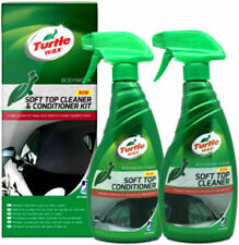 Turtle Wax (51772) All in One Soft Top Convertible Cleaner and Protector