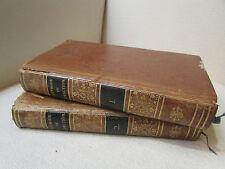 2 anciens livres 1823 methode de direction tome I & II gauthier libraires reliés