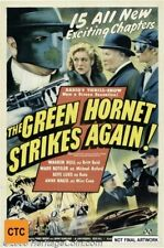 The Green Hornet Strikes Again (DVD, 2011, 2-Disc Set)