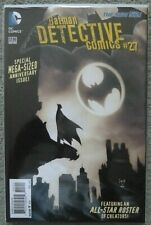 DETECTIVE COMICS #27 MEGA-SIZED..DC NEW 52 2014 PRINT..VFN+.BATMAN/96 PAGES