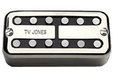 TV Jones Magna'Tron Universal Mount Nickel Neck Pickup