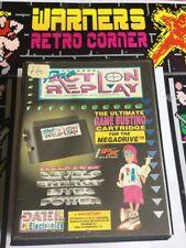 Sega Megadrive Genesis Retro gaming Game Pro Action Replay No Manual Boxed