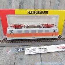 FLEISCHMANN 4329 - HO - DB - Elektrolokomotive 141 441-6 - OVP - #R26399