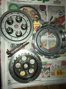 Fantic Trials used OEM clutch parts / potential Pre65 conversion