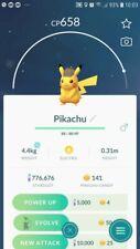 Pikachu ( Detective Hat ) Trading Pokemon GO