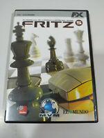 Fritz 5 Ajedrez Chess - Juego para PC CD-Rom Edicion España