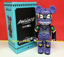 Medicom 2014 Be@rbrick Evangelion 3 EVA Unit 13 400% U Can (Not) Redo Bearbrick