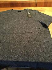 JACK & JONES Cotton V Neck Basic T-Shirts for Men