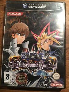 Yu Gi Oh the Falsebound Kingdom (GameCube)